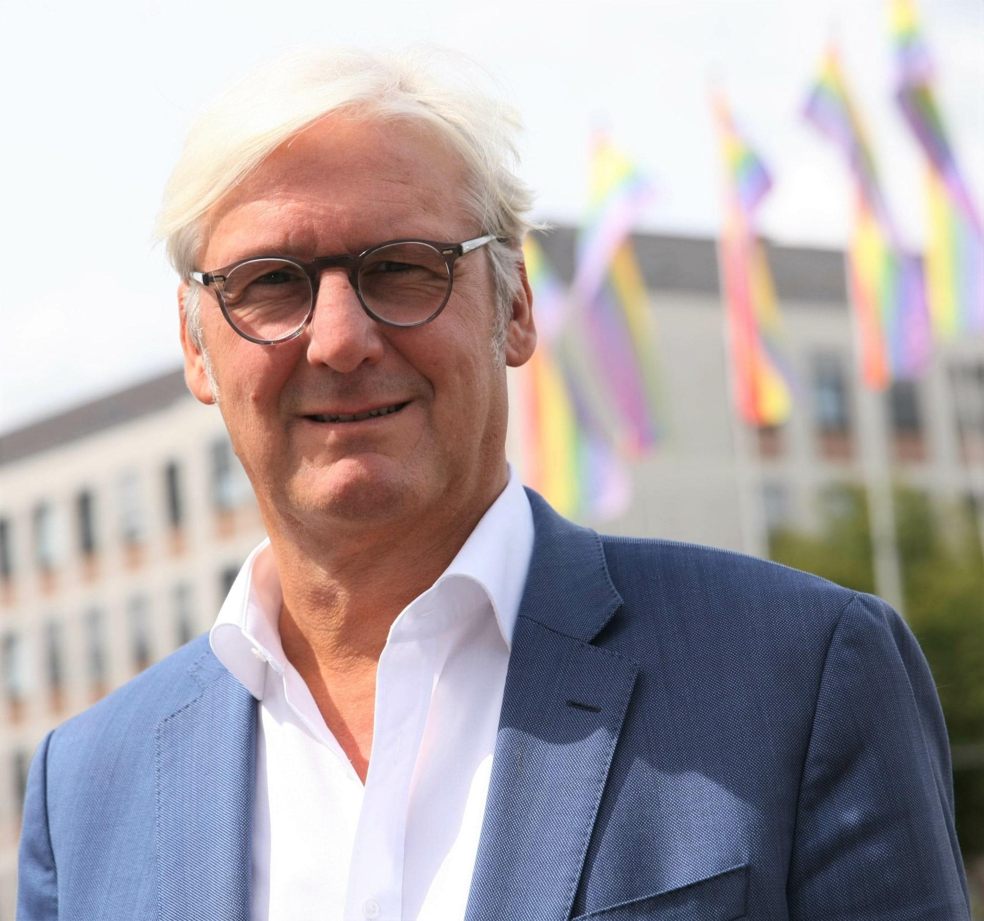 Jochen Partsch, Oberbürgermeister Darmstadt