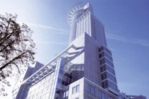 DZ Bank Sitz in Frankfurt